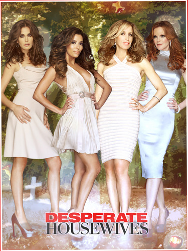 Desperate Housewives Poster s8
