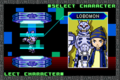 Digimon Battle Spirit 2 -  Rising Sun/character selections/Koji - digimon-frontier screencap