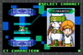 Digimon Battle Spirit 2 -  Rising Sun/character selections/Tommy - digimon-frontier screencap