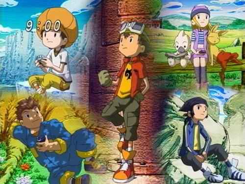 Digimon (: