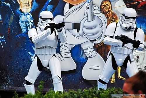 迪士尼 星, 星级 wars