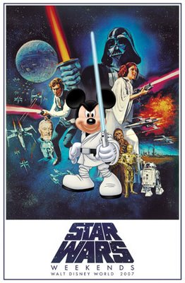 Classic Disney wallpaper with anime entitled Disney star wars