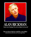 Don't lie - alan-rickman fan art