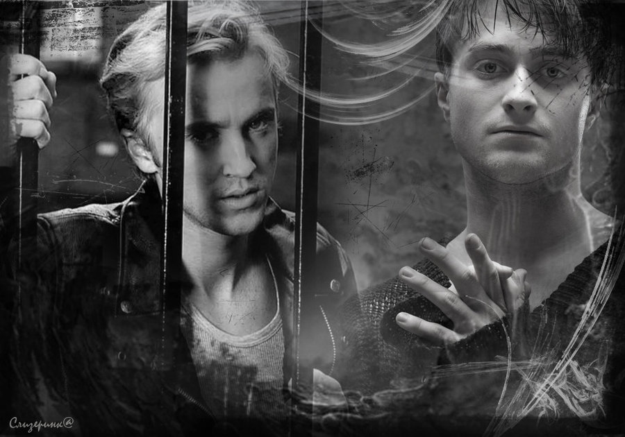 Draco%20and%20Harry%20-%20harry-and-draco%20fan%20art