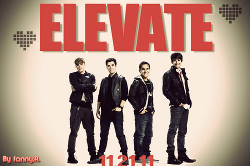 Elevate is comig
