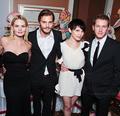 Jennifer, Jamie, Ginnifer & Josh