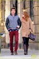Emma Stone &amp; Andrew Garfield: Holding Hands in NYC! - andrew-garfield photo