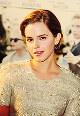 Emma at My Week with Marilyn Londres Premiere