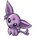 Espeon - eevee icon
