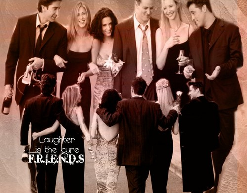 F.R.I.E.N.D.S - friends Photo