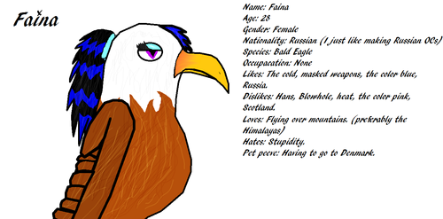 Faina (profile)