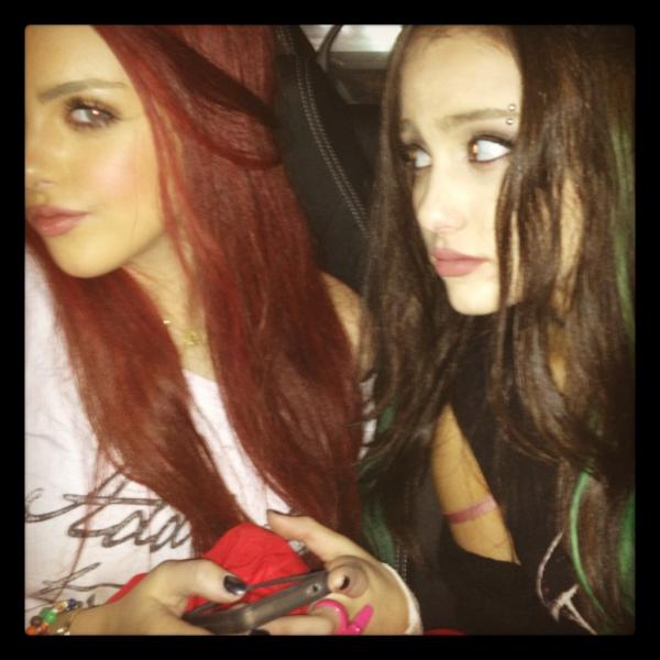 Halloween with Liz 2011