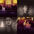 Harry♥Ginny - harry-and-ginny fan art