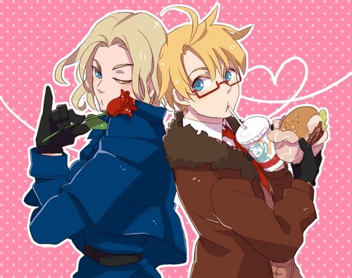 Hetalia Axis Powers - Incapacitalia <3