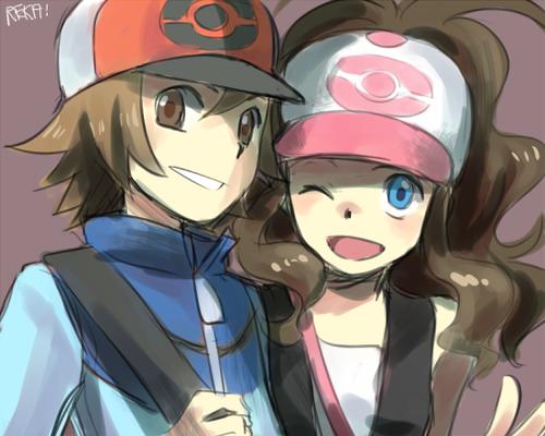 Hilbert and Hilda.
