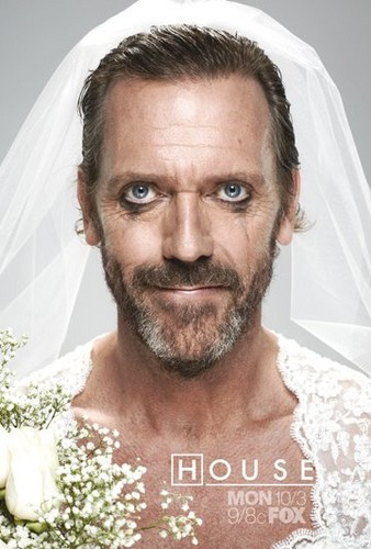 House Season 8 NEW Poster
