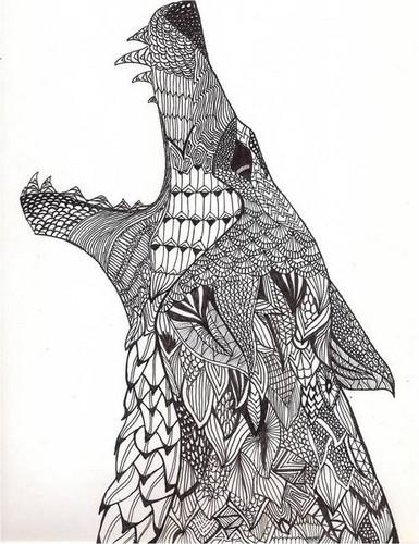 Howling भेड़िया