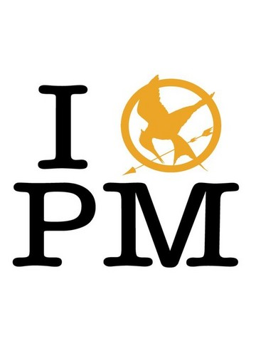I 爱情 Peeta Mellark