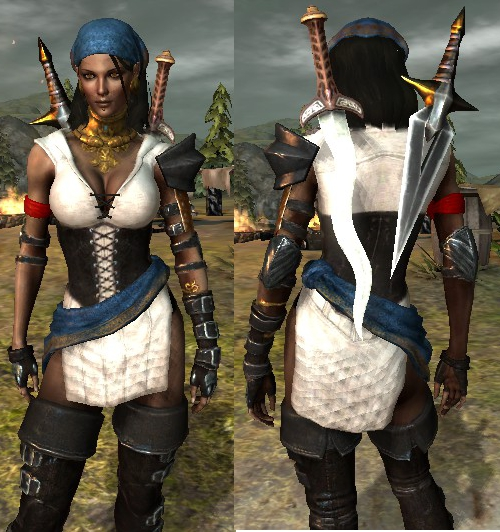 Dragon Age Origins Images Isabela S Post Romance Look Wallpaper And
