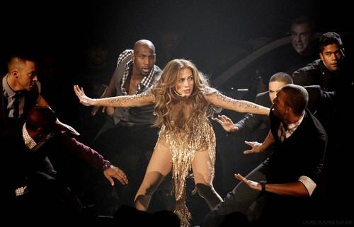 JENNIFER LOPEZ: 2011 AMERICAN Musik AWARDS PERFORMANCES