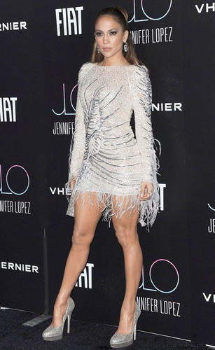 JENNIFER LOPEZ AT HER AMAS AFTER PARTY !