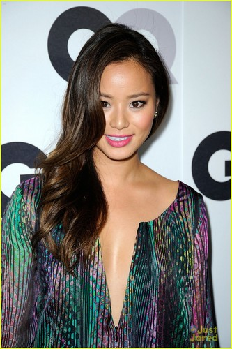 "Jamie Chung at "" GQ "" gala ( November 15 )"