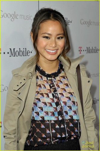 Jamie Chung of the launch of google música on Wednesday (November 16) in Los Angeles