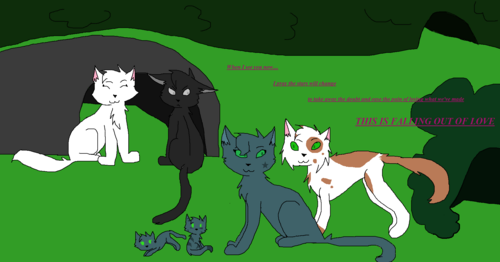 Mother Said Warrior Cats Animation