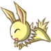 Jolteon - eevee icon