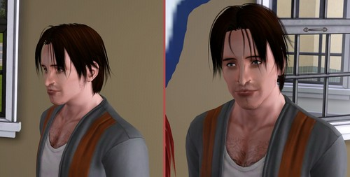 Jowan for The Sims 3 - dragon-age-origins Photo