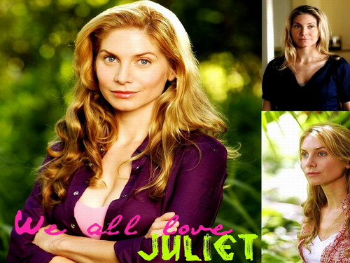 Dr. Juliet Burke wallpaper containing a portrait titled Juliet