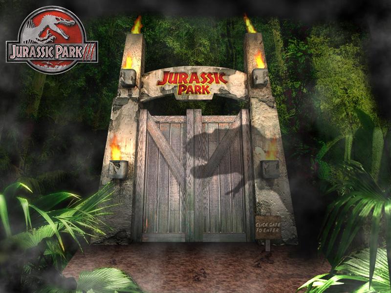 Jurassic Park wolpeyper