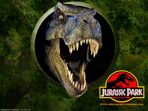 jurassic park wallpaper entitled Jurassic Park wallpaper