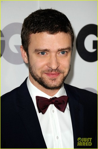Justin Timberlake for the 2011 GQ Men of the año partyat castillo, chateau Marmont Thursday (November 17. )