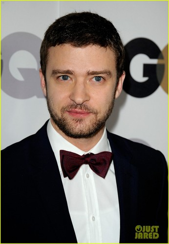 Justin Timberlake for the 2011 GQ Men of the anno partyat chateau Marmont Thursday (November 17. )