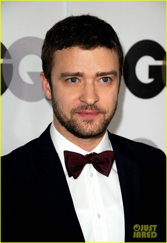 Justin Timberlake for the 2011 GQ Men of the tahun partyat istana, chateau Marmont Thursday (November 17. )