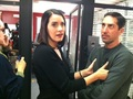 Krish & Paget! - paget-brewster photo