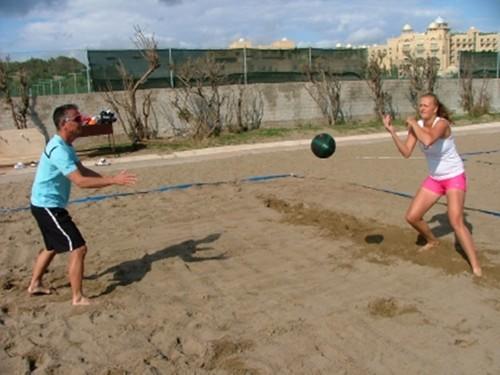 Kvitova spiaggia