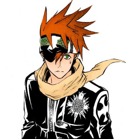 LAVI - D.Gray-Man Photo (26914819) - Fanpop
