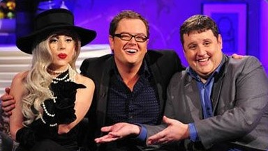 Lady Gaga on Alan Carr