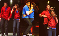 Lea&Cory Performing - lea-michele-and-cory-monteith fan art