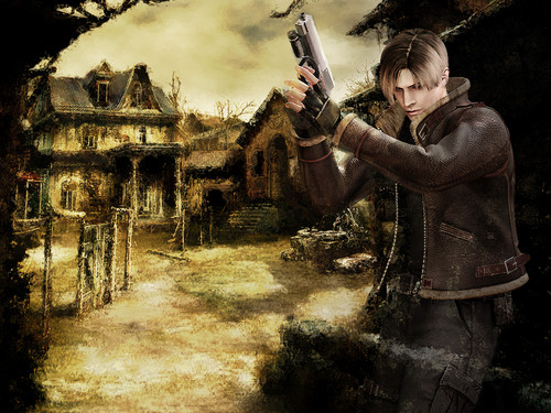 Tamar20 Images Leon S. Kennedy HD Wallpaper And Background