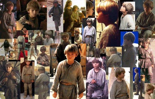 Little Anakin