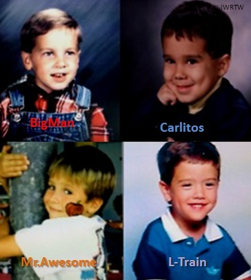 Little Big Time Rush..
