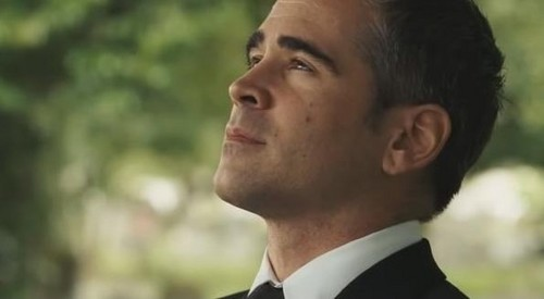 Colin Farrell wallpaper with a business suit titled London boulevard