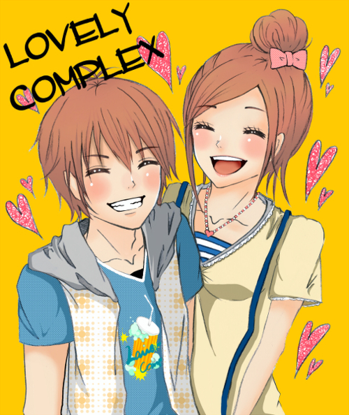 Lovely Complex - Lovely Complex - 371.4KB