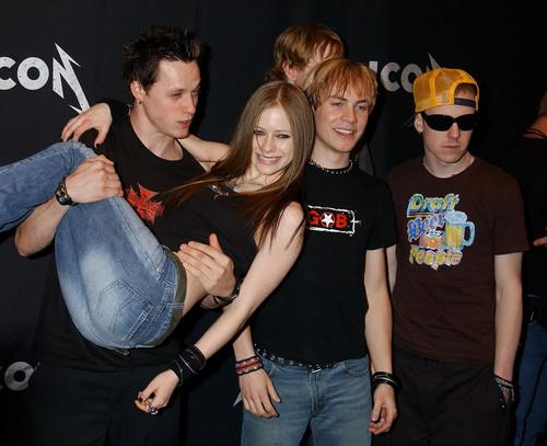 MTV شبیہ - Metallica 03.05.03