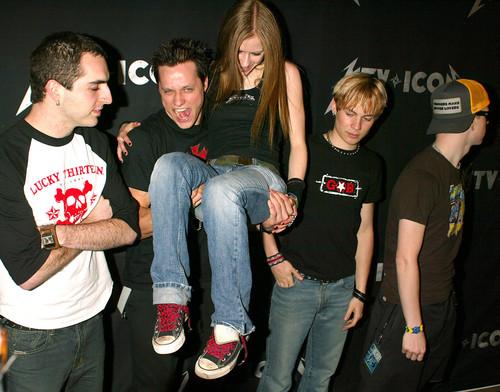 MTV icona - Metallica 03.05.03
