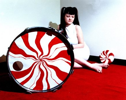 Female Rock Musicians images Meg White of The White Stripes wallpaper and background photos