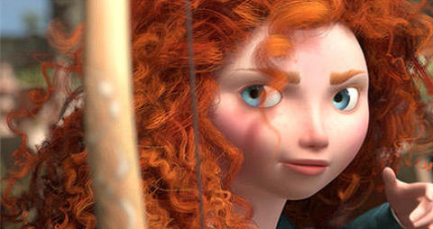 Merida Brave - disney-leading-ladies Screencap